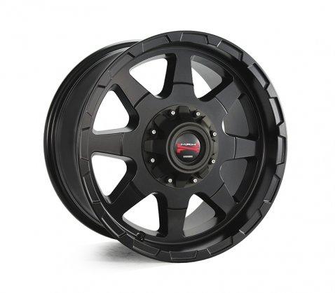 17x9.0 Simmons MAX T12 MK - Simmons Wheels