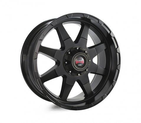 20x9.0 Simmons MAX T12 MK - Simmons Wheels