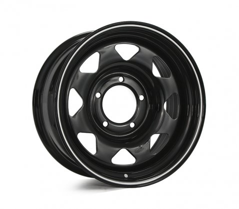 17x8.0 Grudge Offroad BWL Steel - Grudge Offroad Wheels