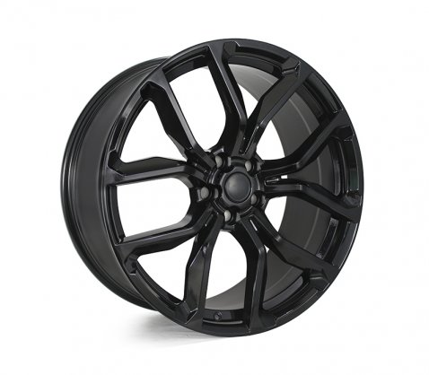 22x10 1386 Black - Style By RR