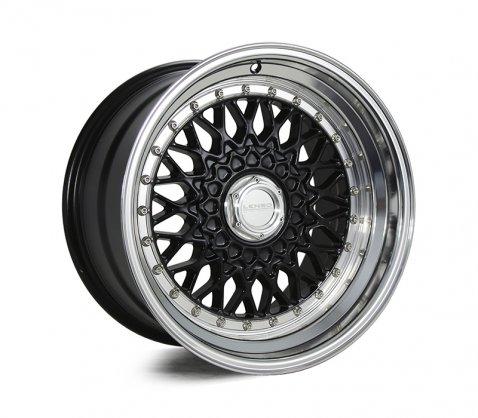 16x9.0 Lenso BSX BKM - Lenso Wheels