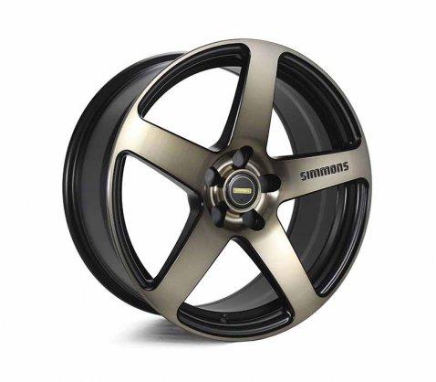 18x8.0 18x9.0 Simmons FR-C Copper Tint NCT - Simmons Wheels