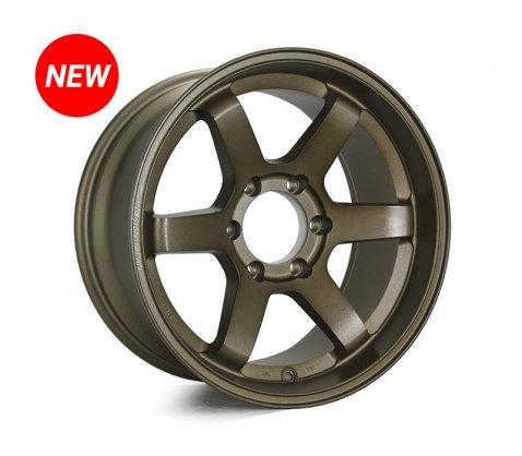 18x9.0 Starcorp Racing LS1674 Bronze - Starcorp Racing Wheels