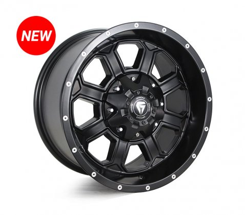 18x9.0 Grudge Offroad DH101