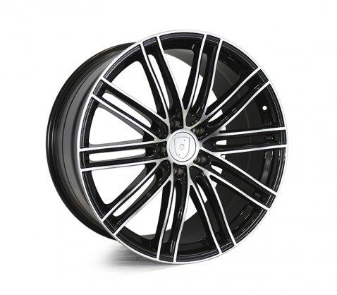 22x10 22x11 1350 Black Polished - Style By PC