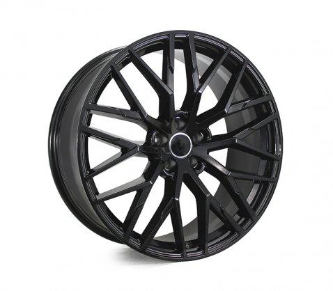 22x9.5 1349 AU1349 Black - Style By AU
