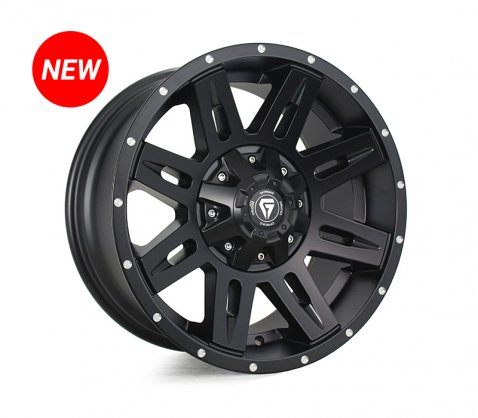 18x9.0 Grudge Offroad RAMPAGE - Grudge Offroad Wheels