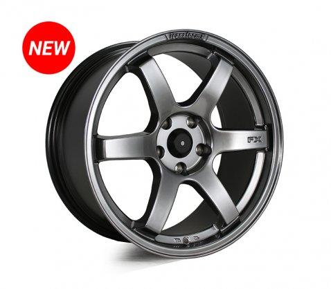 18x8.5 SC Racing LS295 Hyper Black - SC Racing Wheels