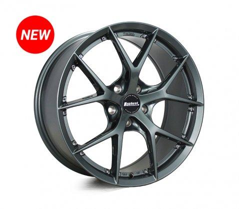 18x8.0 SC Racing LS2122 Gunmetal - SC Racing Wheels