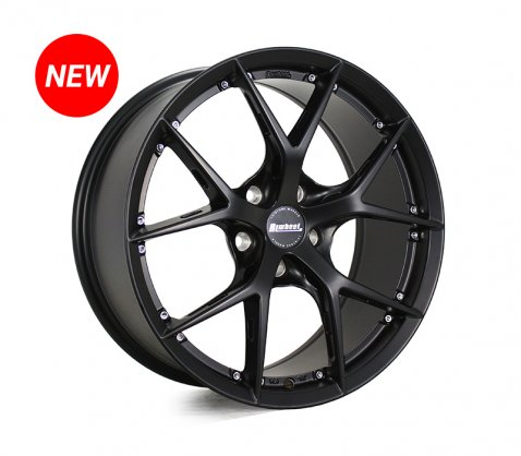 18x8.0 SC Racing LS2122 Matte Black - SC Racing Wheels