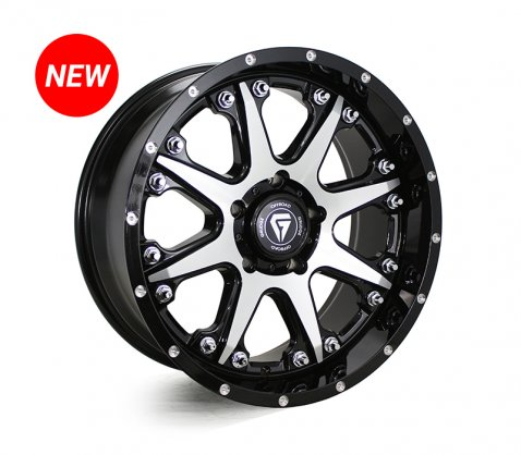 20x9.0 Grudge Offroad CYCLOPS - Grudge Offroad Wheels