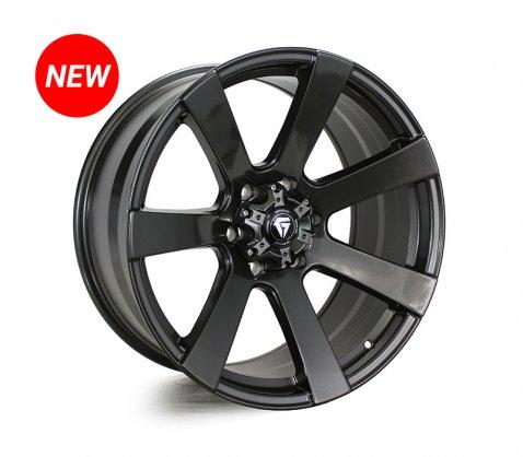 20x9.5 Grudge Offroad ASSAULT Hyper Dark - Grudge Offroad Wheels
