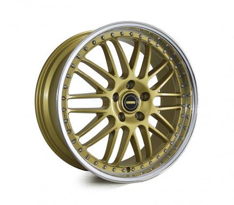 20x8.5 20x9.5 Simmons OM-1 Gold - Simmons Wheels