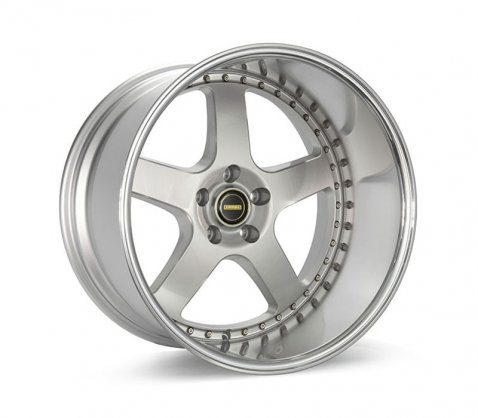 20x12 Simmons FR-1 Flow Form Silver - Simmons Wheels