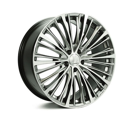 22x9.0 Lenso ESA Chrome