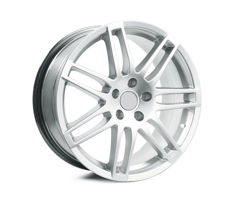 18x8.0 Style201 Silver - Style By AU