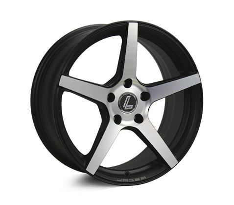 17x7.5 Lenso Jager Alpine MBFW