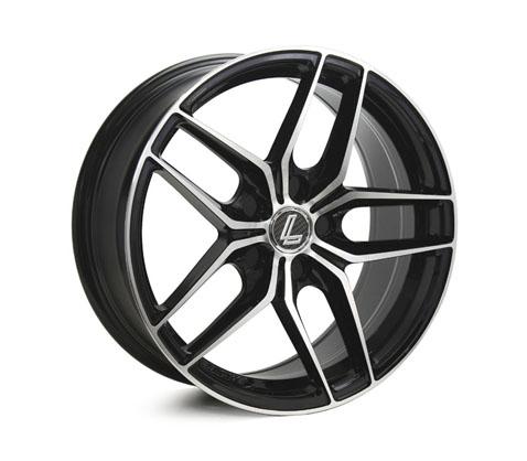 17x7.5 Lenso Jager Bayern BKF - Lenso Wheels