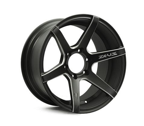 18x9.5 Lenso Z01 Black - Lenso Wheels