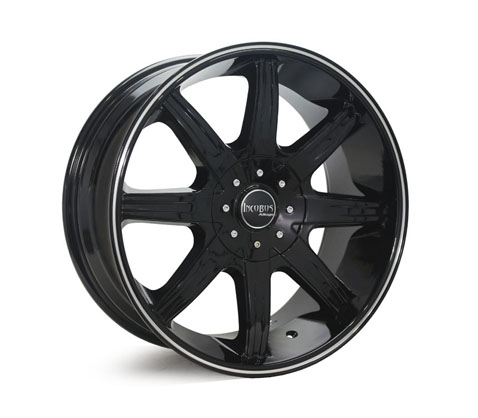 20x9.0 Incubus 840 Empire BS 6/139.7 P15 - Incubus Wheels