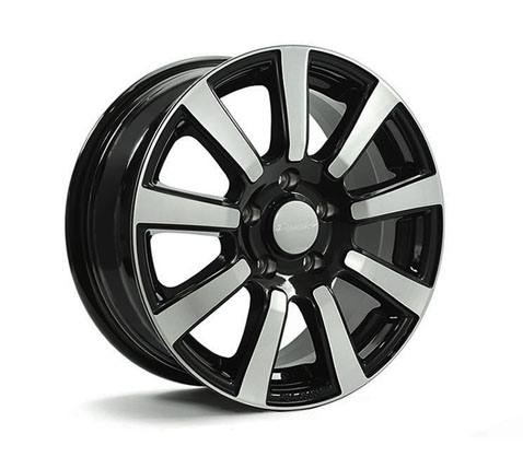 15x6.0 Panther 0478 5/114.3 P38 - Panther Wheels