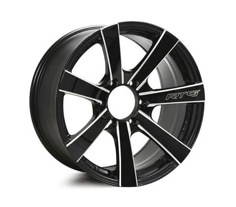 18x9.0 Lenso RTG BKWA - Lenso Wheels