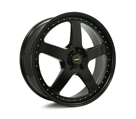 22x8.5 22x9.5 Simmons FR-1 Full Satin Black