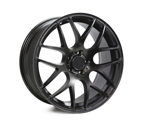 18x8.0 AG-01 Satin Black