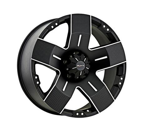 16x8.0 Ballistic Hyjak - Ballistic Wheels