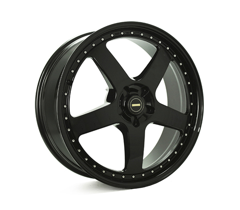 22x8.5 22x9.5 Simmons FR-1 Full Gloss Black