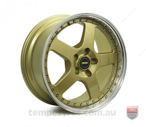 18x8.5 18x9.5 Simmons FR-1 Gold