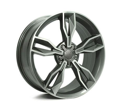 19x8.0 Style5507 Dark Grey - Style By VW
