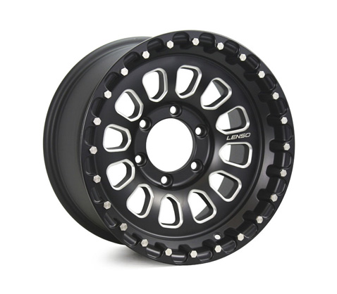 16x8.5 Lenso Max-Monster MBWA