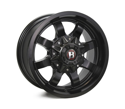 17x9.0 Ballistic Anvil - Ballistic Wheels