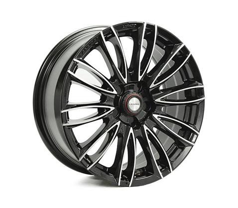 17x7.0 Samurai Endo BKF - Samurai Wheels