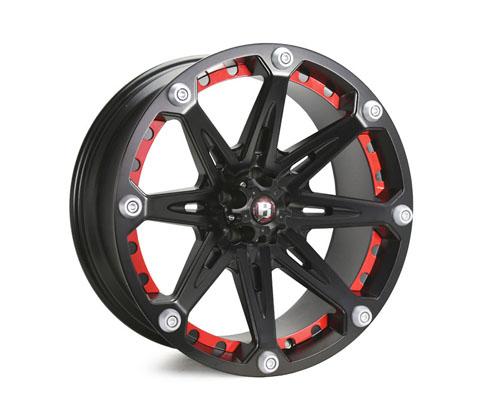 22x9.5 Ballistic Jester - Ballistic Wheels