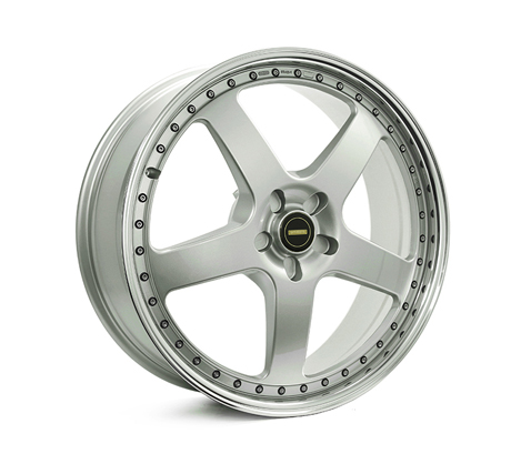 22x8.5 22x9.5 Simmons FR-1 Silver - Simmons Wheels