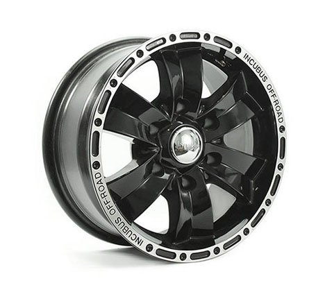 16x7.0 Incubus S003 - Incubus Wheels