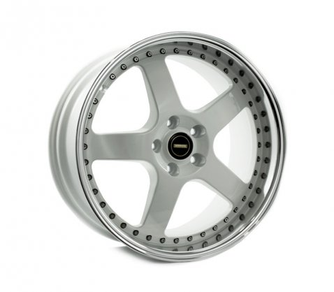 19x8.5 19x9.5 Simmons FR-1 White