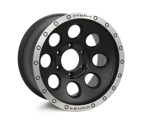 17x9.0 Lenso Max1 MBD - Lenso Wheels
