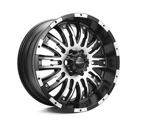 22x9.5 Incubus Hondo - Incubus Wheels