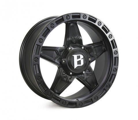 20x9.0 Ballistic Flame - Ballistic Wheels