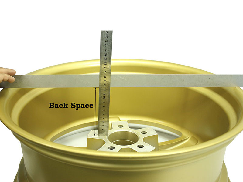 Back Space - Wheel Fitment Calculator - Tempe Tyres